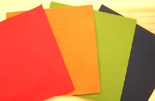最高級毛氈W巾2mm厚